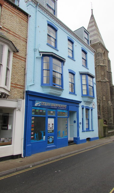 Ocean Backpackers, 29 St James Place, Ilfracombe