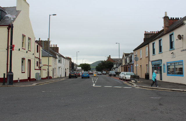 Henrietta Street, Girvan