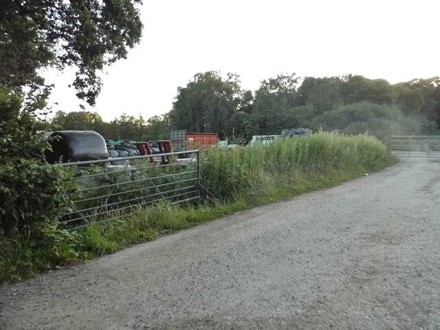 Field at Brick Hall Farm