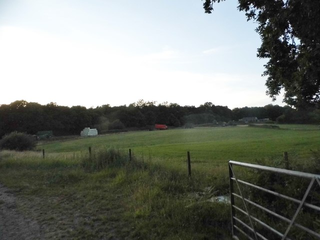 Field at Brick Hall Farm