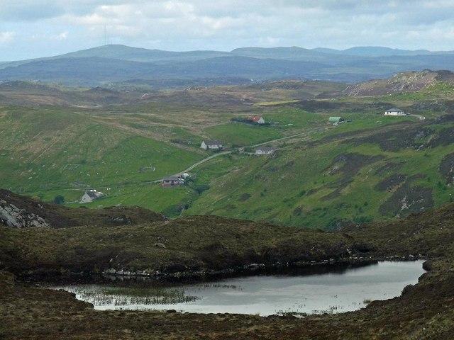 Loch na Biodaig, Isle of Lewis