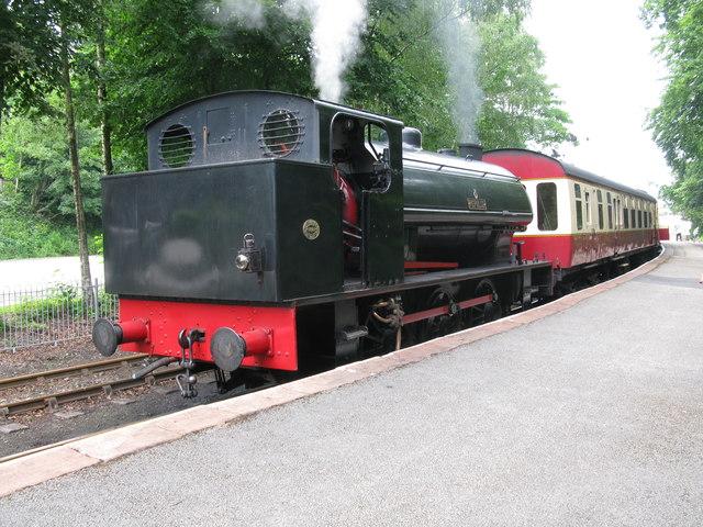 Lakeside Station, Lakeside & Haverthwaite Railway