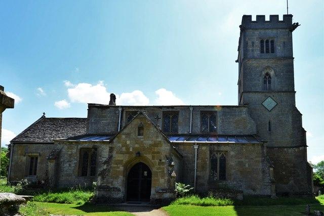 Buckland: St. Michael's Church