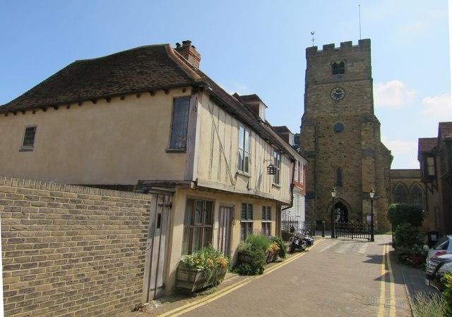 1, Church Lane
