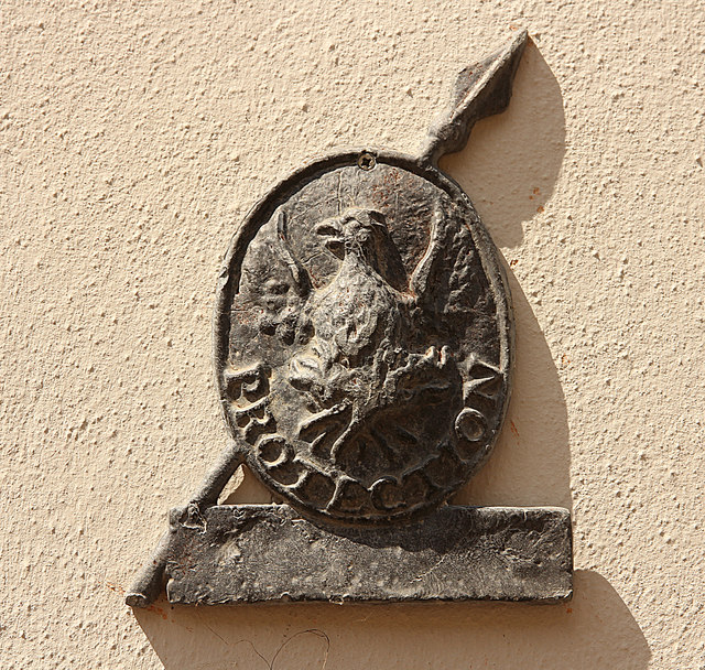 Phoenix Insurance plaque