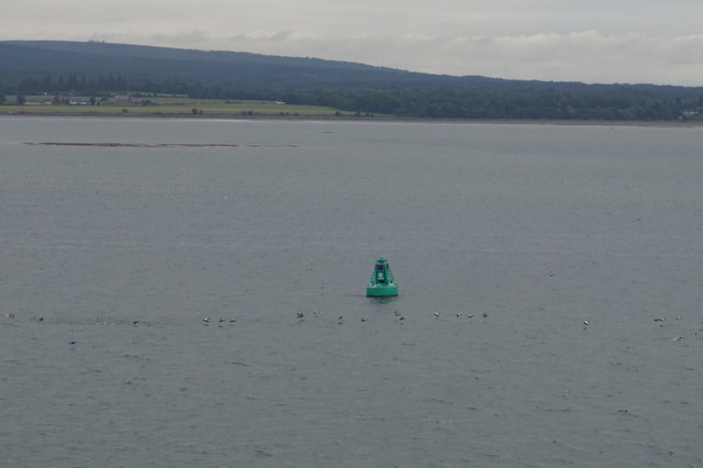Nigg Sands East Buoy, Cromarty Firth