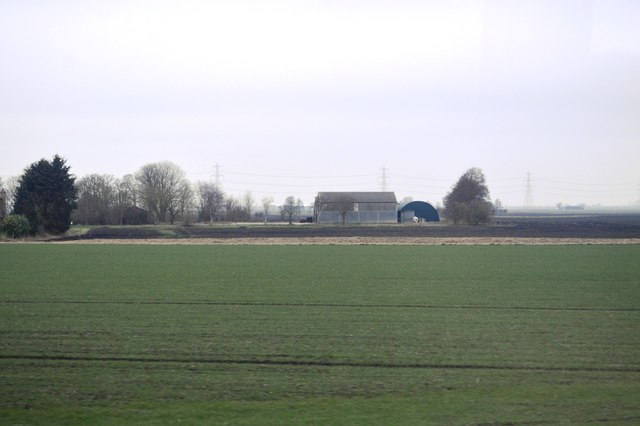 Cross Drains Farm