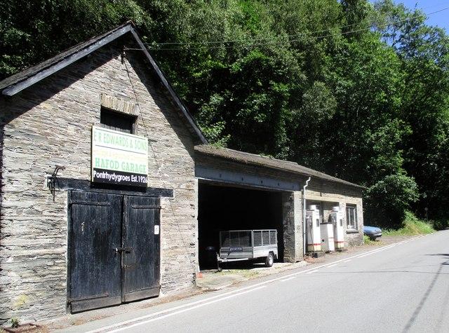 Hafod Garage
