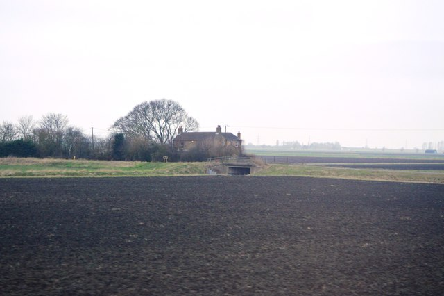 Station Farm House