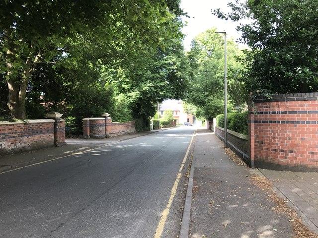Fields Road, Alsager