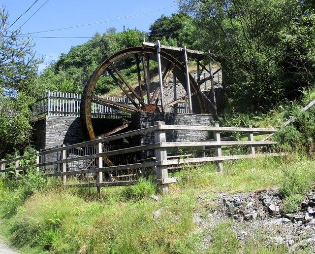 Rhod Ddwr / Waterwheel