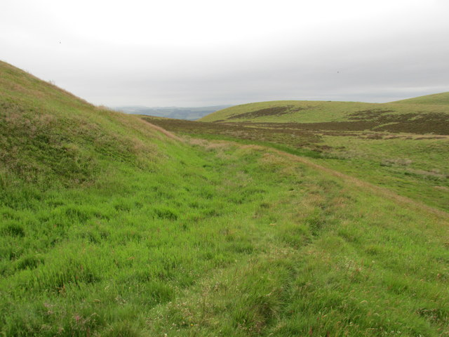 Maiden Castle, Lomond Hills