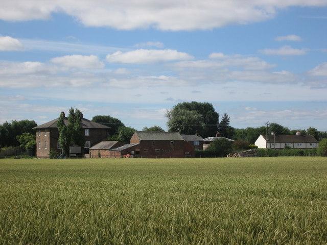 Station Farm, near Bolton Percy
