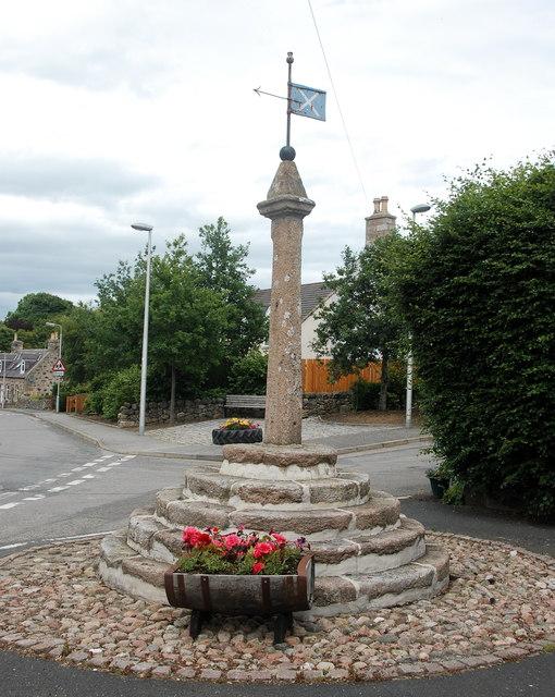 Mercat Cross, Old Rayne