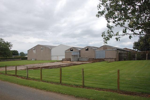 Cromwellside Farm, Old Rayne...