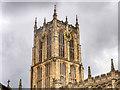 TA0928 : The Tower, Hull Minster by David Dixon