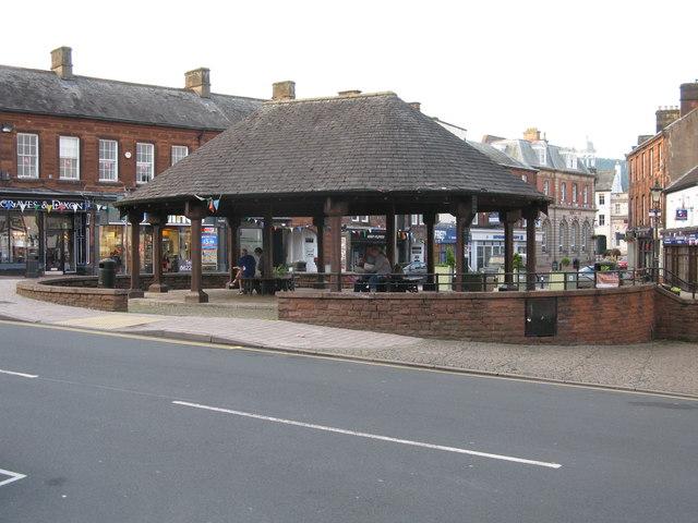 Market Cross, Penrith