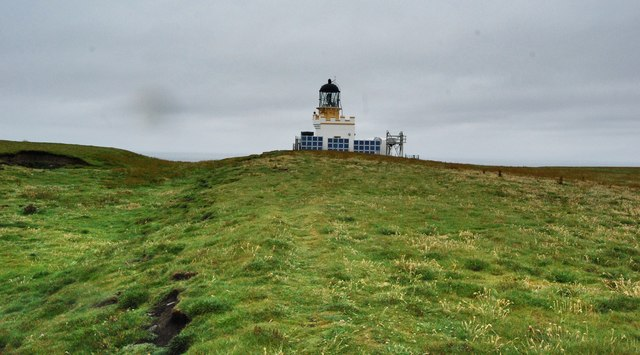 The Lighthouse on Brough of Birsay