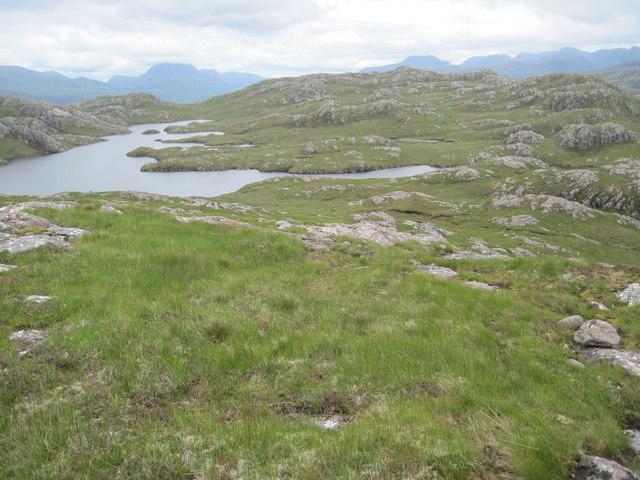 Loch na Fèithe Mùgaig