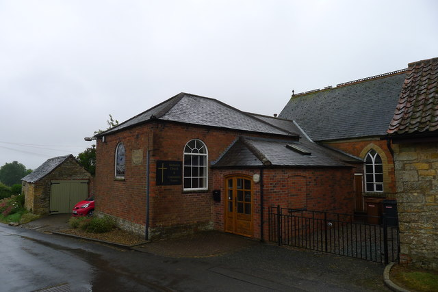 Methodist Church and Community Centre, Chapel Lane, Stonesby