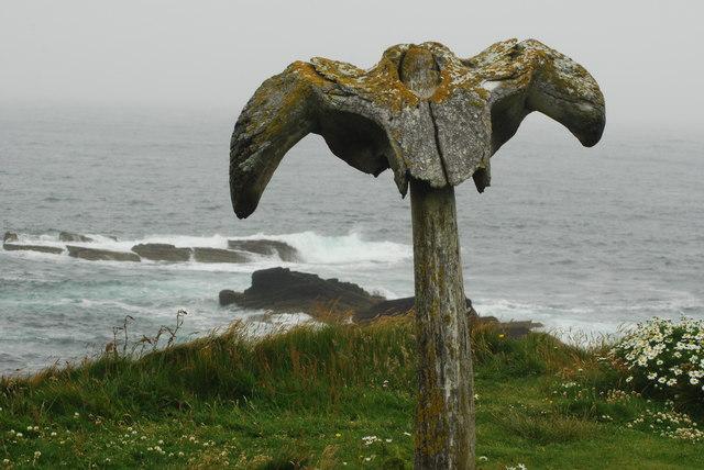 The Whale Head close to Skipi Geo