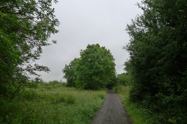 On the byway between Gypsy Nook and Sproxton