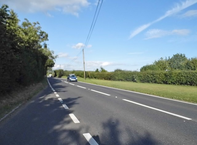 The A31, Winterbourne Zelston