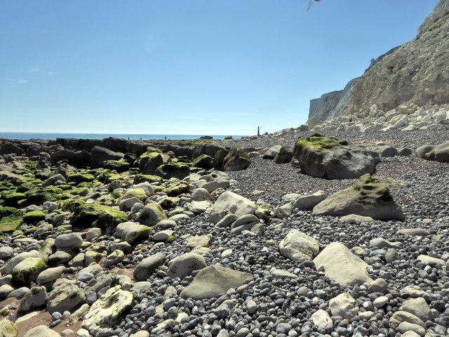 Beach near Beachy Head