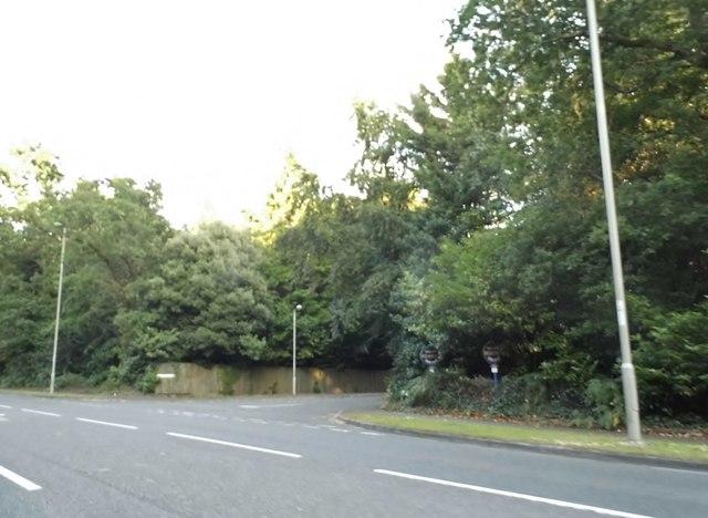 Wimborne Road East, Ferndown