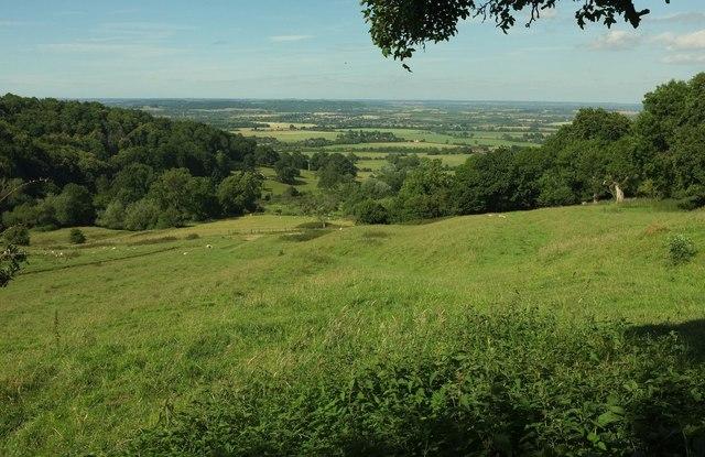 Descending Bredon Hill