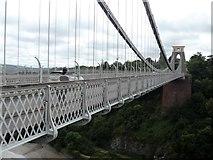 ST5673 : Clifton Suspension Bridge [2] by Michael Dibb
