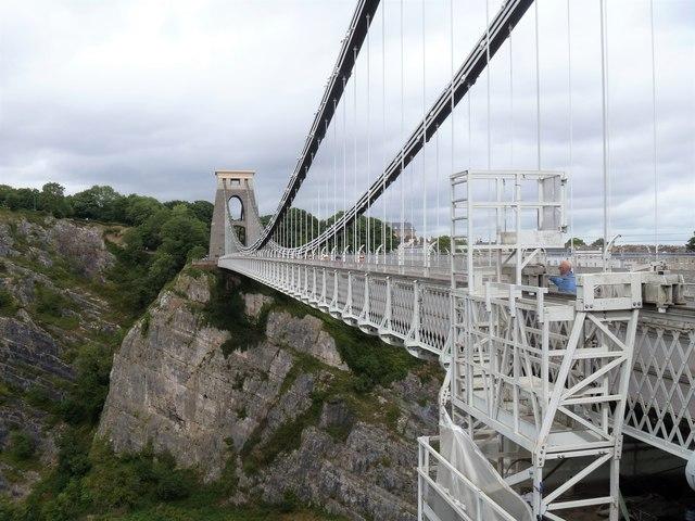 Clifton Suspension Bridge [3]