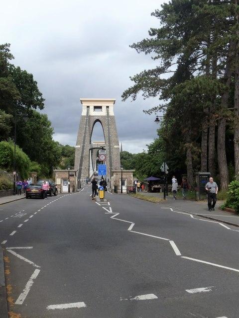Clifton Suspension Bridge [4]