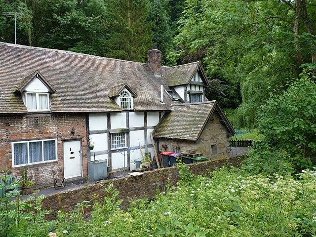 Rose Cottage at Coalbrookdale