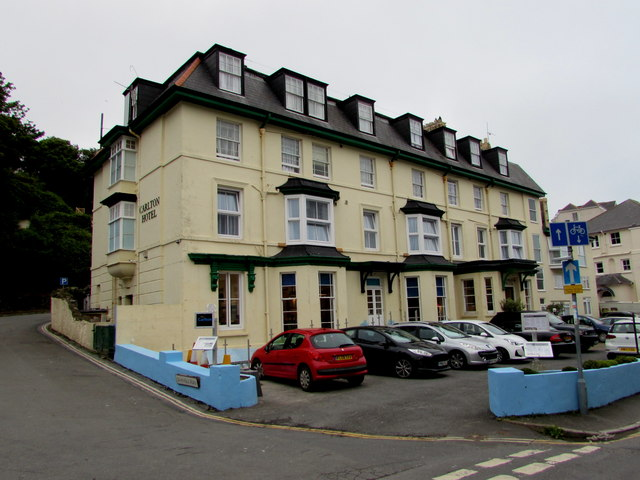 Carlton Hotel, Ilfracombe