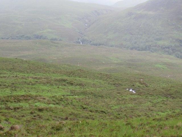 Land on west bank of Glen Golly River near Ben Hope