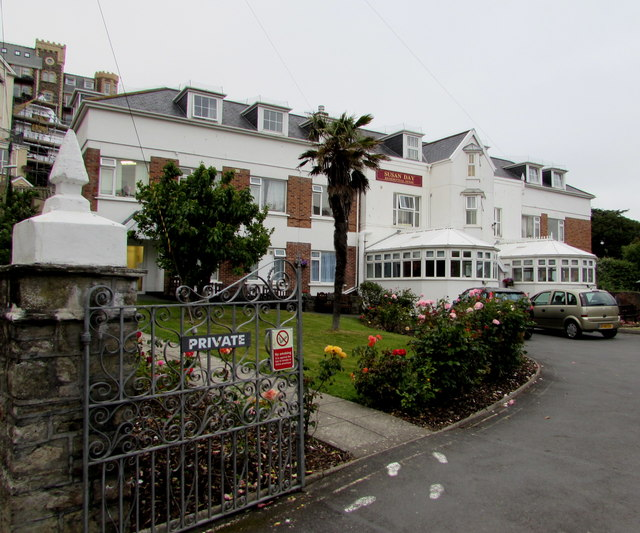 Susan Day Residential Home, South Lodge, Ilfracombe