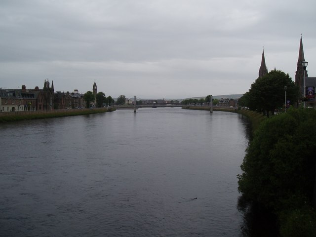 River Ness at Inverness