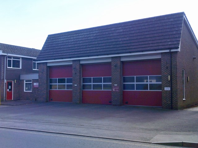 Town Fire Station