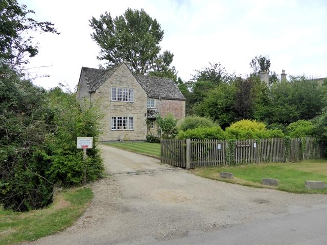The Pigeon House, Kelmscott