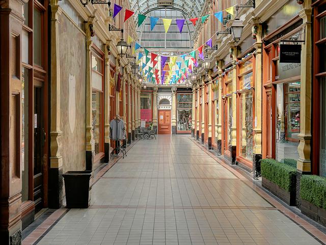 Hepworths Arcade, Kingston Upon Hull