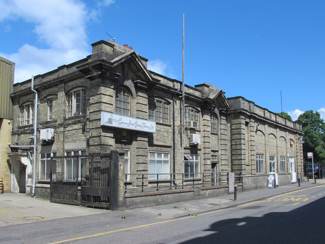 Cannon Street Jersey Fabrics Ltd, Ashley Road, N17