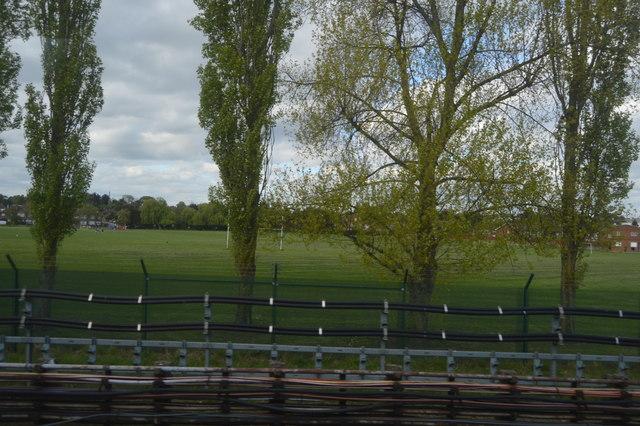 Preston Recreation Ground