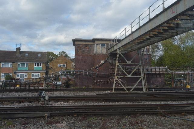 Bridge, Metropolitan Line