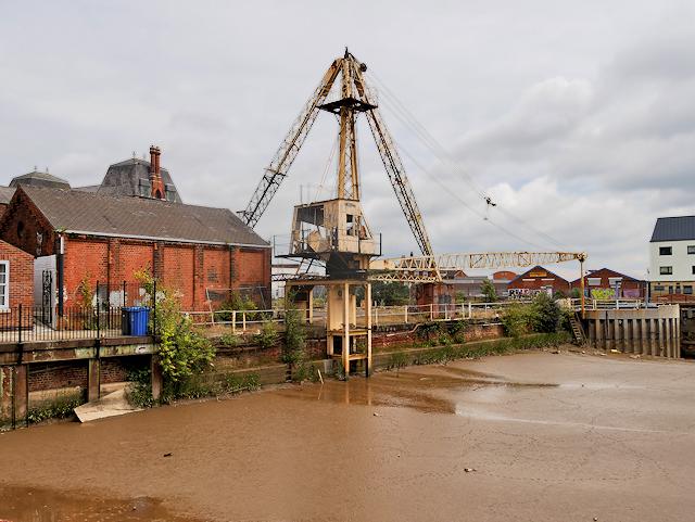 Queen's Dock Basin