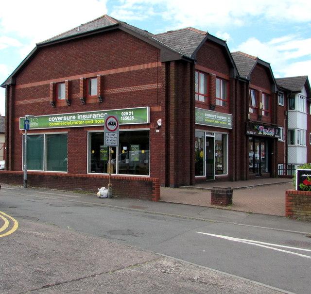 Coversure Insurance office, Rumney, Cardiff