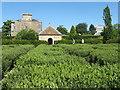 NT2475 : The Queen Mother's Memorial Garden by M J Richardson