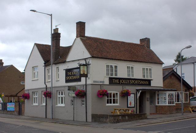 The Jolly Sportsman, Berkhampstead Road, Chesham