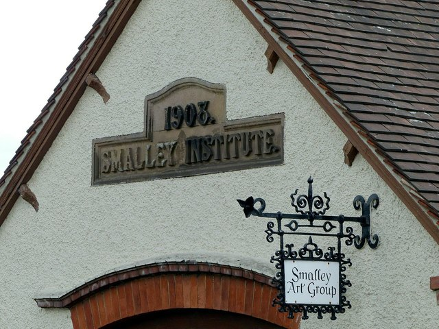 Smalley Institute - detail