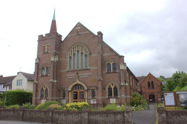 Newtown Evangelical Baptist Church, Chesham